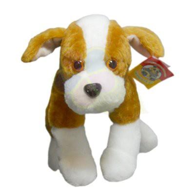 Мягкая игрушка Собачка-Хвостик