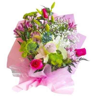 Букет цветов, артикул А0001